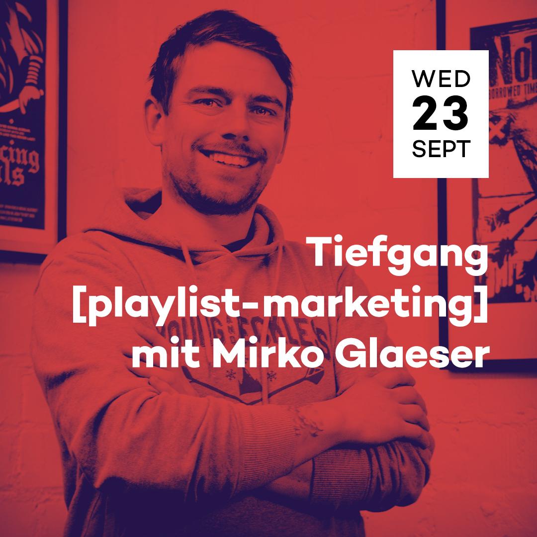 popNDS Tiefgang [Playlist-Marketing] mit Mirko Glaeser von Uncle M.